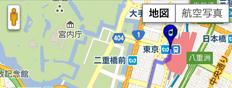 道案内(GPSナビゲーション)機能